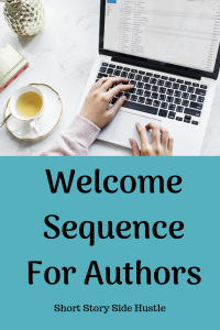 Welcome Sequence for Authors