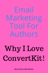 ConvertKit for Authors