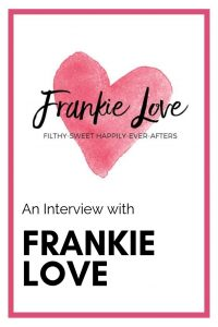 Interview with Frankie Love