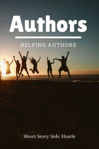 Authors Helping Authors